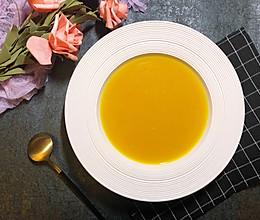 香浓南瓜汤的做法