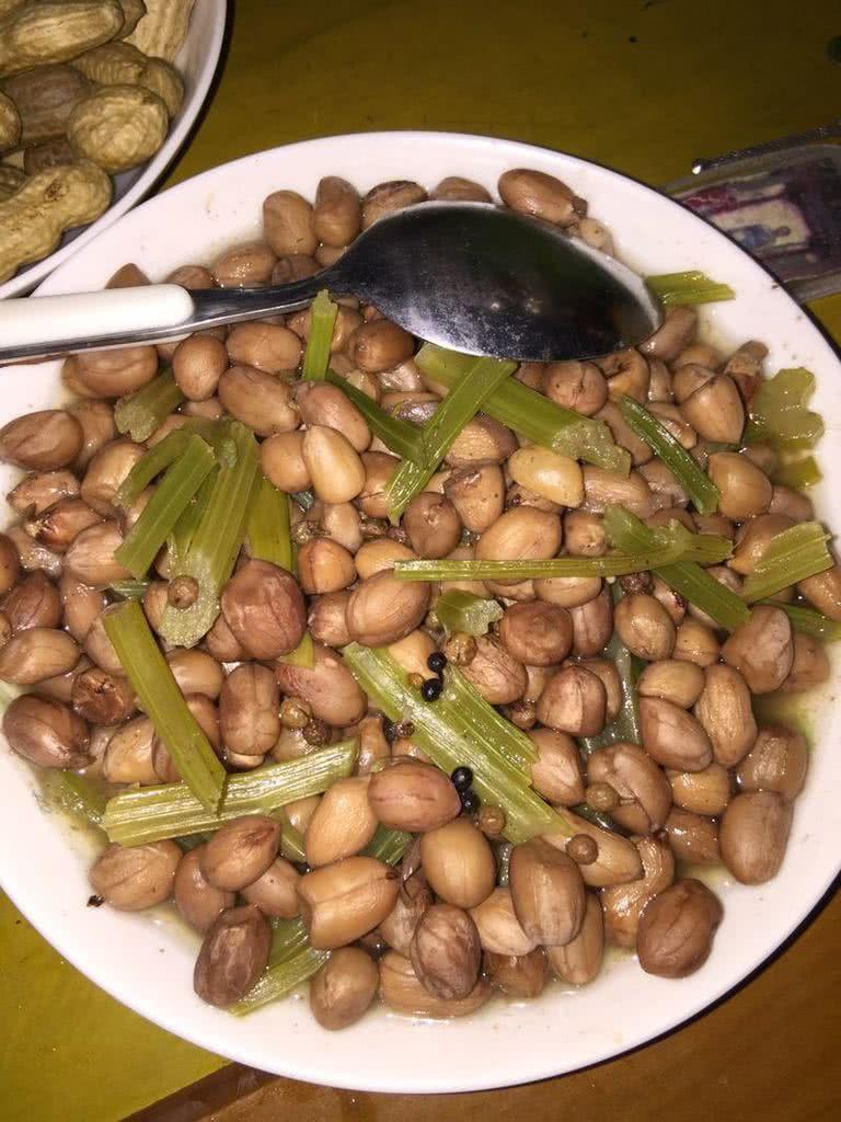 五香花生米的做法 菜谱 豆果美食