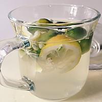 青桔柠檬茶的做法图解3