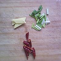 酸辣白菜的做法图解3