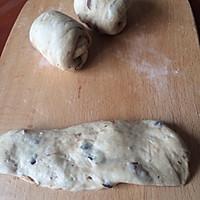 黑糖红枣面包(女性补血优选)的做法图解6