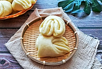 0厨艺也能搞定的宝宝辅食—奶香猪蹄卷#换着花样吃早餐#的做法