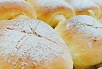 超萌牛奶卷面包的做法