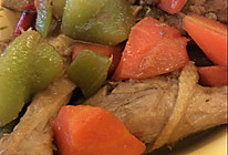 简单美味的柱候酱炖鸭的做法