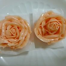 奶油霜玫瑰花