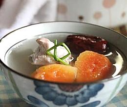 青木瓜排骨汤的做法
