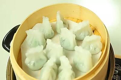 【微体】美味需要透出来  上素鸡冠饺