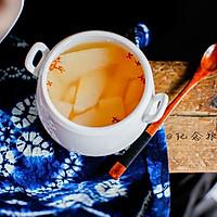 桂花雪梨汤的做法图解10