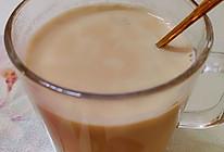 自制港式奶茶的做法