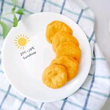 10M+胡萝卜苹果软饼:宝宝辅食营养食谱菜谱