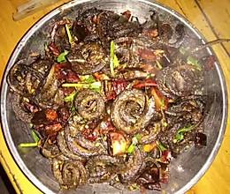 盘龙黄鳝(农村九大碗)的做法