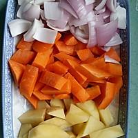 私家三汁焖锅的做法图解1