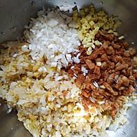 酸菜油渣水饺的做法图解6