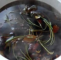 【慢氏秘制花雕熟醉蟹】几十次的试验 终于破解红透的熟醉蟹的做法图解13