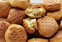 全麦健康小饼干~的做法