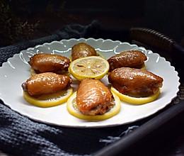 #我们约饭吧#柠檬烤鸡翅的做法