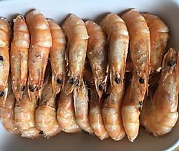 无技术含量的盐焗虾的做法