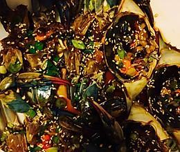 韩国酱螃蟹的做法