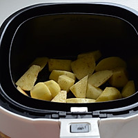空气炸锅试用【炸薯角】#九阳烘焙剧场#的做法图解5