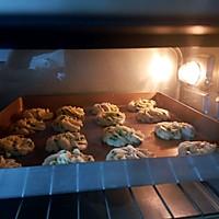 葱香曲奇饼干#樱花味道#的做法图解12