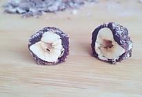 榛子巧克力的做法