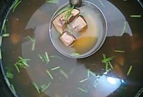杜仲茯苓猪腰汤的做法