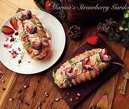 Marina's Strawberry Garden的做法