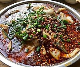 青花椒水煮鱼的做法