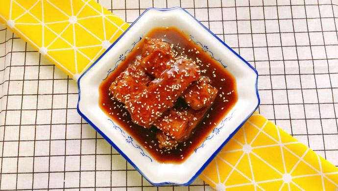 【新品】糖醋带鱼