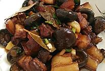 五花肉炒香菇的做法