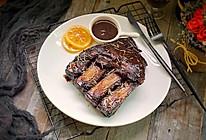 迷迭香红酒烤羊排#美的FUN烤箱,焙有FUN儿#的做法