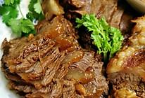 快手高压锅版卤牛肉的做法