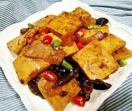 干锅千叶豆腐的做法