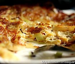 土豆芝士饼的做法