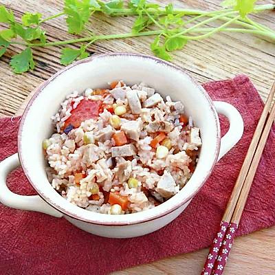 网红料理一个番茄焖饭(宿舍党福音)