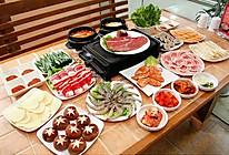 电饼档/韩式烤肉/韩国烧烤的做法