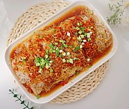 下饭菜蒜蓉粉丝金针菇❗️鲜辣开胃又解腻的做法