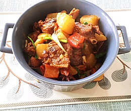 #今天吃什么#,冬天必备,红烧鸭子肉的做法