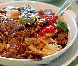 新疆美食——拌面 拉条子,燥起来。的做法