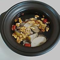 核桃雪梨汤 - 健脑的滋补汤水的做法图解4