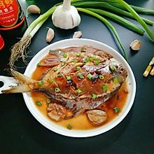 #下饭红烧菜#红烧鲳鱼