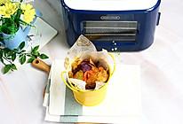 #春季减肥,边吃边瘦#干果机自制非油炸薯片(红薯紫薯马铃薯)的做法