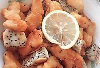 茄汁鲜果鱼柳的做法