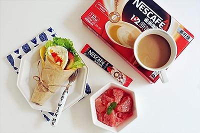 上班(女)15分钟营养早餐-03