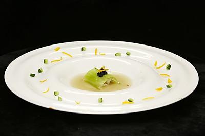 雪蟹蛤蜊汤