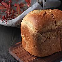 【淡奶油面包机一键吐司】——冬日玩转面包机的葵花宝典的做法图解1