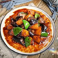 百吃不厌的下饭菜——地三鲜(免油炸健康版)的做法图解16