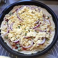 牛肉披薩的做法圖解8