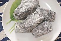 糯米粉裹红糖姜的做法