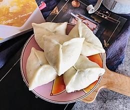 #橄榄中国味 感恩添美味#糖三角的做法